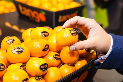 Tango Fruit Kernlose Mandarinensorte Tango