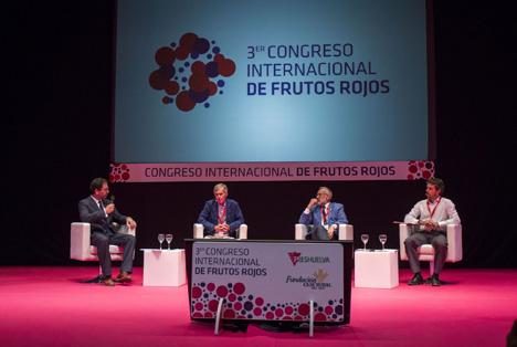Spanien/Huelva: Bericht vom ersten Tag des 3. Internationalen Kongresses für Beeren