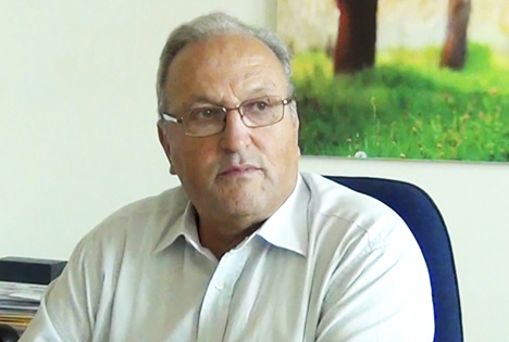 Gianni Amidei, Präsident von OI Pera Foto Futurpera Ferrara Fiere