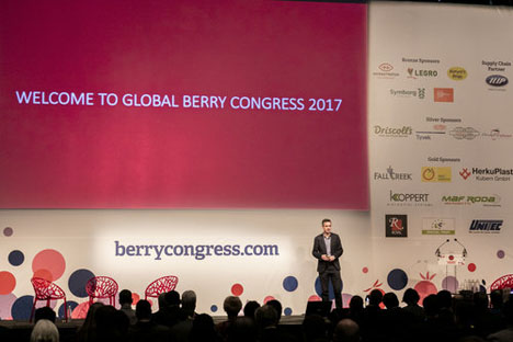 Foto © Global Berry Congress 2017