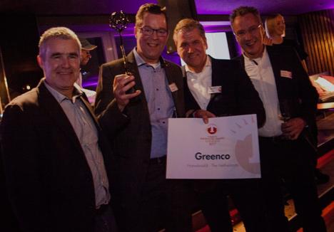 Foto: Greenco gewinnt Tomato Inspiration Award Foto ©  The Greenery.