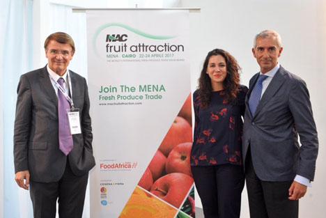 Macfrut Fruit Attraction MENA
