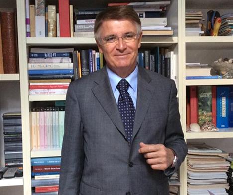Präsidenten der Macfrut, Renzo Piraccini. Foto © MacFrut