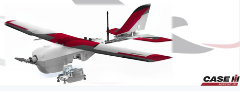 Precision Hawk Drone Foto © Case IH