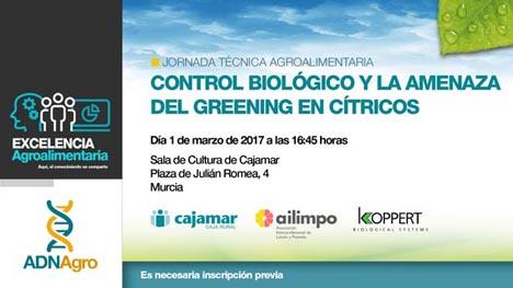 Logo Ailimpo-Koppert veranstaltet technische Konferenz über biologische Kontrolle und Bedrohung durch Citrus Greening