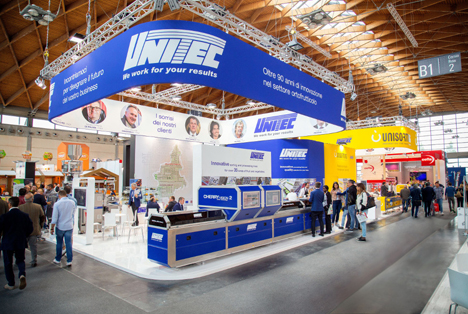 Foto © Unitec Group Stand