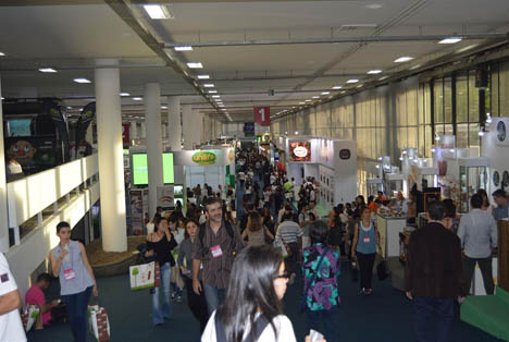 Biofach America Latina - Bio Brazil Fair: Premiere an neuem Standort