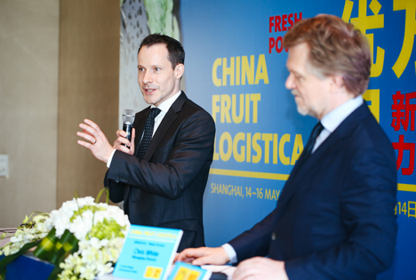 China Fruit Logistica 2018 Foto © Global Produce Events