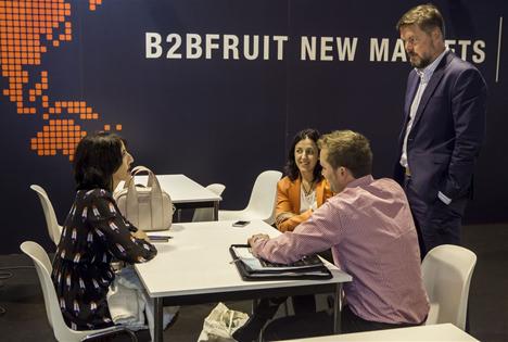 Fruit Attraction: Hafen von Barcelona, Mercabarna und AGEM präsentieren ihr ganzheitliches O&G-Angebot