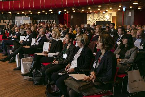 Allgemeines Foto ins Plenum. Foto © gfa