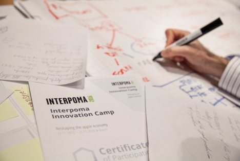 Interpoma. Foto © Fiera Bolzano