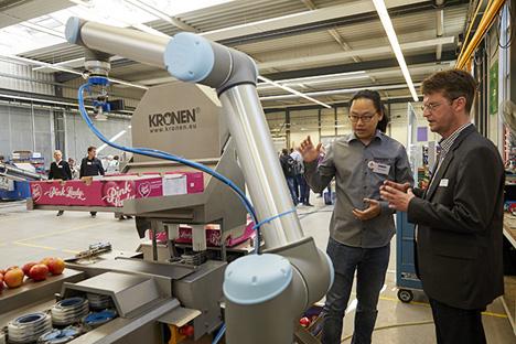 KRONEN Kundentag 2018. Foto © KRONEN GmbH