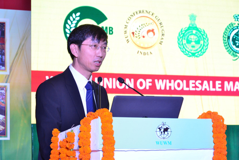 WUWM-Konferenz in Gurugram / Indien Foto © WUWM Indien