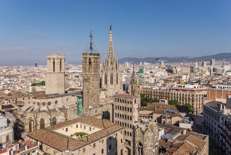 Barcelona Foto © WUWM.org