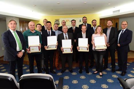 Verleihung Award 'Citricos de España'