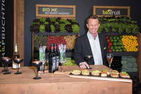 Dirk Salentin, Geschäftsführer der biofruit GmbH