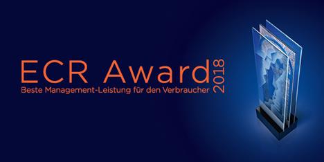 Die Bewerbungsphase für den ECR Award 2018 läuft. Quelle: GS1 Germany GmbH