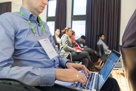 Die Interpoma 2018 bietet Raum für innovative Ideen mit dem Startup Village