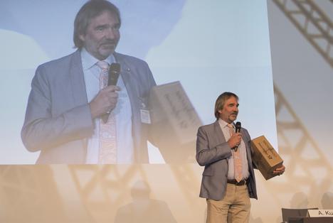 Andreas Kunert, Vorsitzender der Technischen Kommission des VDW, kündigte auf der TMV 2018 zahlreiche hochklassige Vorträge an Foto © VDW