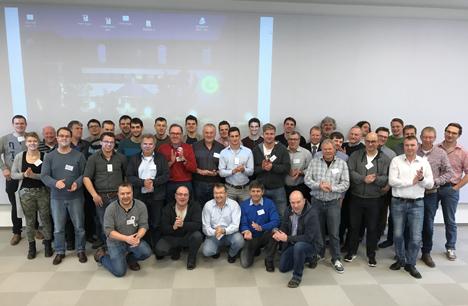 Das 27. Spargelseminar lockte Interessierte vom 21. bis 25. Januar 2018 mit einem vielseitigen Programm nach Grünberg. Foto: BfG/Winkhoff