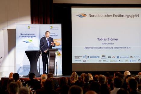 AMV-Vorsitzender Tobias Blömer; Fotograf: Holger Martens
