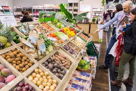 Stand: Anuga Organic Market, ANUGA ORGANIC , Halle 5.1. Foto © Koelnmesse