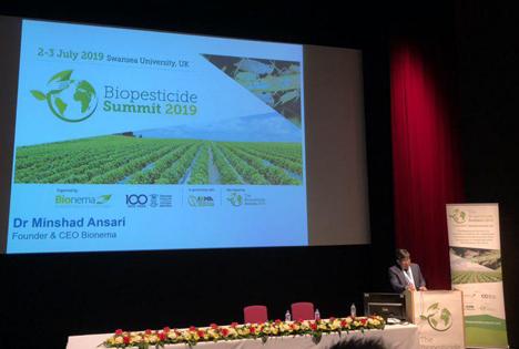 Foto © Biopesticides Summit