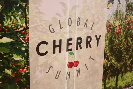 Fotos von dem © Global Cherry Summit 2019