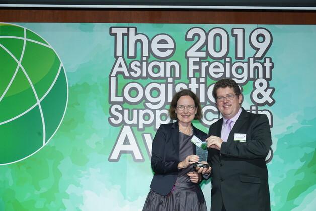 Foto © Asia Cargo News