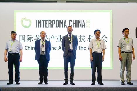 Foto © Interpoma China Congress