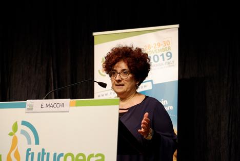Elisa Macchi, Direktorin des CSO Italy,. Foto © CSO Italy