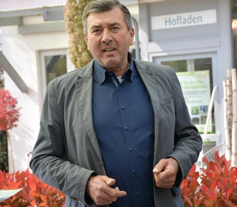 Rolf Enderle und Joachim Huber. Foto © Rolf Enderle