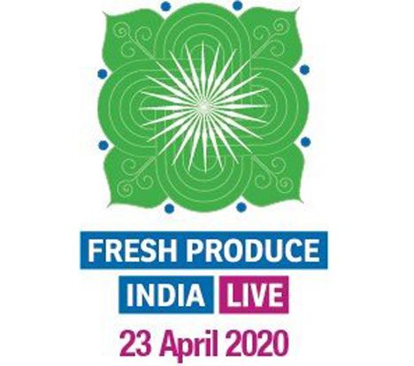 Logo Fresh Produce India geht online 2020