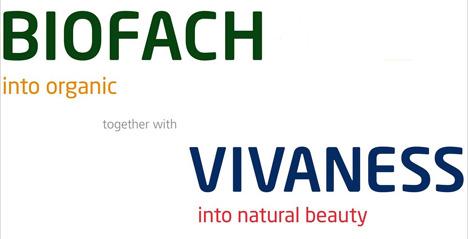 Biofach und Vivaness Logo