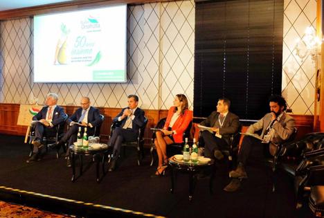 Präsident von CSO Italy betont am Runden Tisch in Rom Bedarf zur Steigerung italienischer Exporte