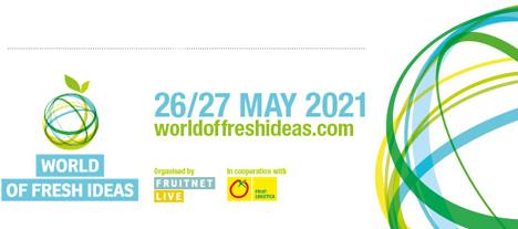 Logo © Fruitnet startet World of Fresh Ideas