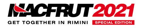 Macfrut 2021, eine Sonderauflage Logo