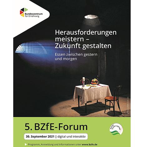 Bild 5. BZfE-Forum