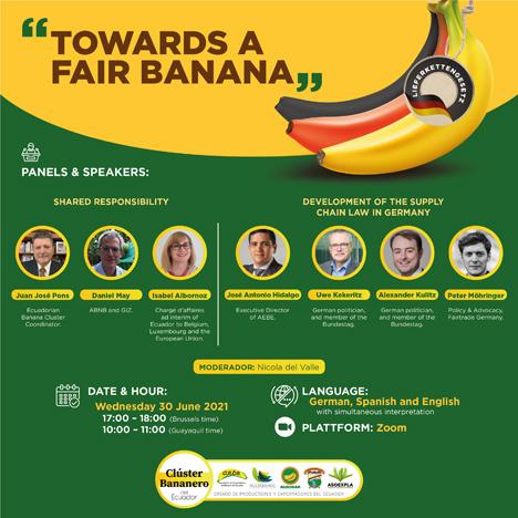 Foto © Ecuadorianischen Bananen-Gruppe