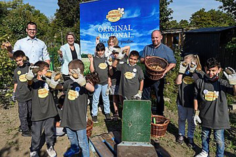 Pfälzer Grumbeere: Jubiläumsfinale beim landesweiten Schulgartenprojekt