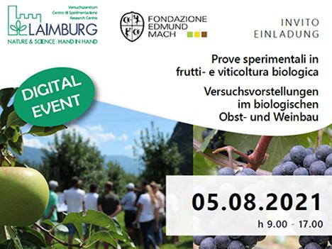 Foto © Versuchszentrum Laimburg und Fondazione Edmund Mach