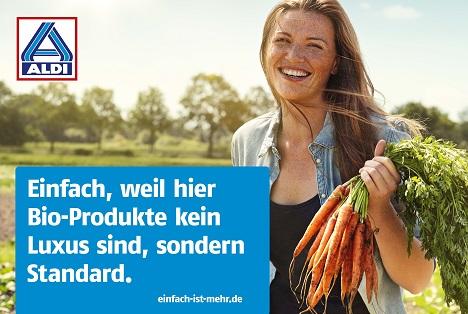 Впервые с момента своего основания ALDI Nord и ALDI Süd начинают совместную рекламную кампанию