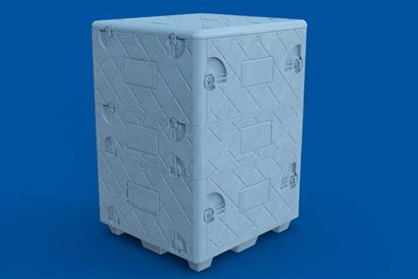Aircoolbox: Eine bahnbrechende neue Luftfrachtlösung für O&G