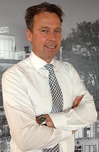 Ivo Aris Vize-Präsidenten für die Sparte Europe Global Forwarding