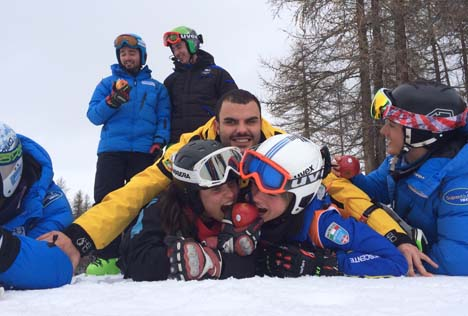 Weltcuprennen in Tarvisio (ITA)