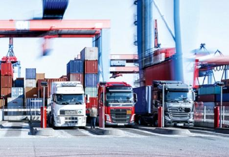 Foto HHLA Truck_Voranmeldung LKW