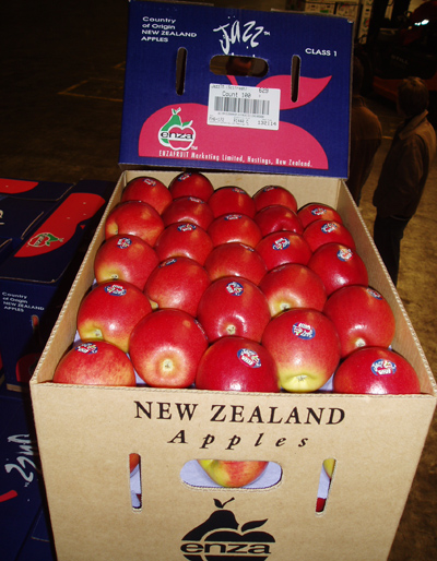JazzTM Ernte aus Neuseeland
