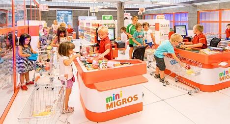 Mini-Migros Foto © Migros