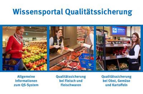 QS-Wissensportal Qualitätssicherung bietet praxisnahes Wissen für LEH-Mitarbeiter