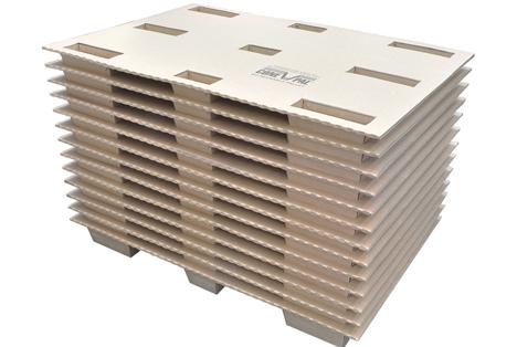 Thimm Cone Pal® wird bei Transport und Lagerung viel Volumen eingespart